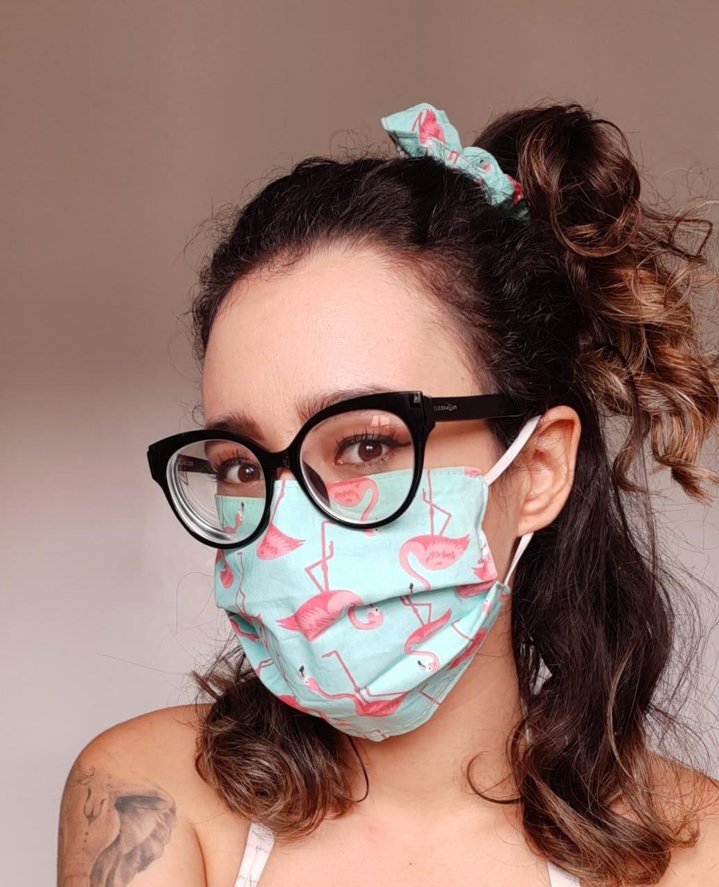 Kit individual 5 máscaras