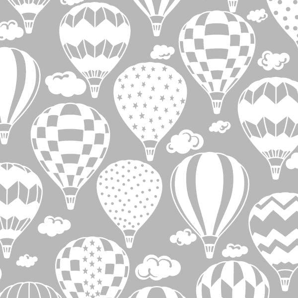 Ninho Balões Cinza