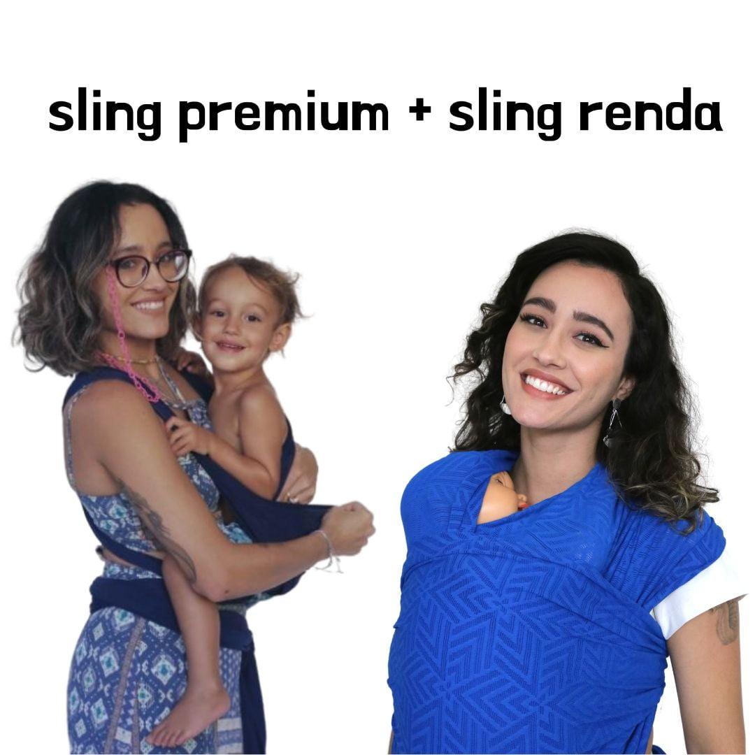 kit Sling Premium + Sling Renda