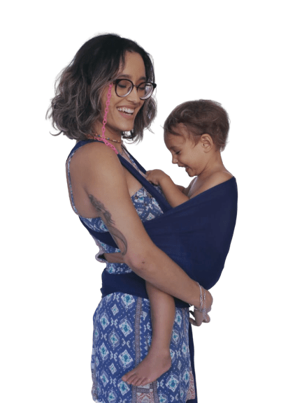 Sling para bebê básico