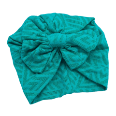 Turbante Renda verde