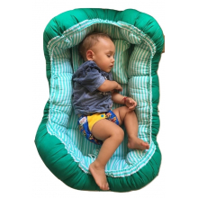 Kit Sling para bebê e Ninho redutor de berço - kit bem nascer