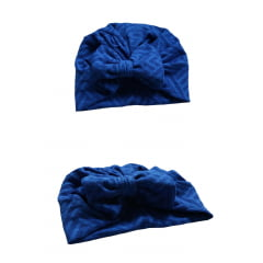 Turbante Renda royal