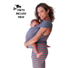 Sling para Bebê básico Frete Incluso
