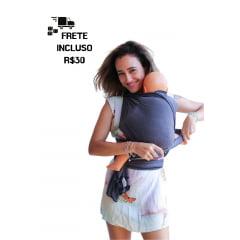 Sling para Bebê Premium Frete Incluso
